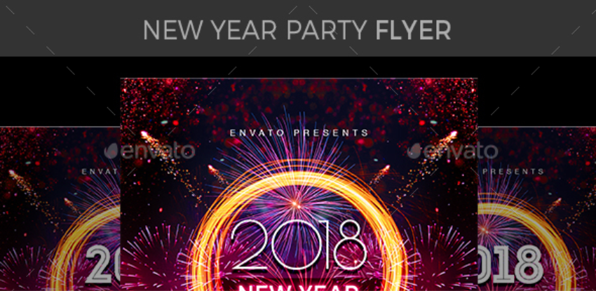 New Year Flyer
