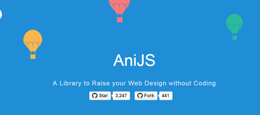 AniJS – A library for CSS animations