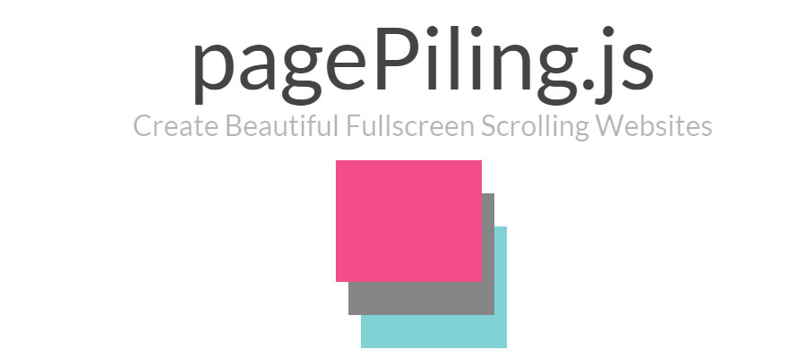 PagePiling.js – Plugin for scrolling sites