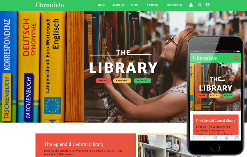 Education Hub An Education Category Bootstrap Responsive Web Template