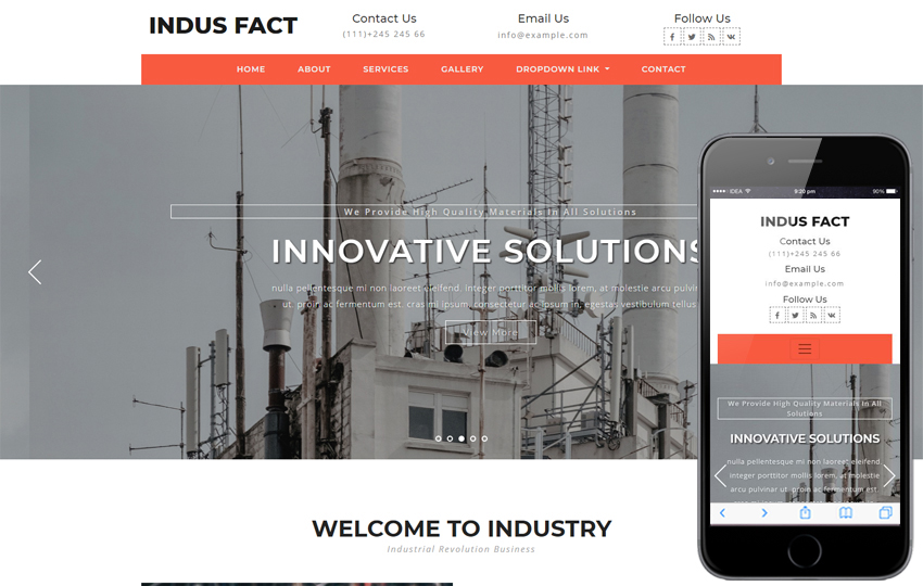 Indus Fact Industrial