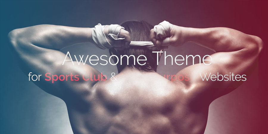 Sports&Life - Gym & Fitness HTML Template