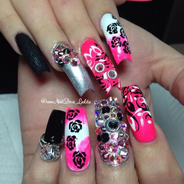 Nails by lakita