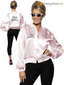 Grease pink ladies outfit