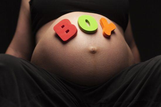 К чему снится беременной мальчик