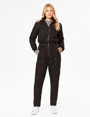 Mbym - Isolde Snowsuit Black