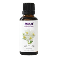 Now Foods, Essential Oils, Jasmine - 1 fl oz (30 ml)