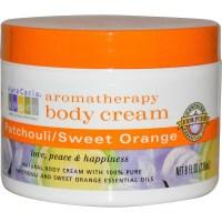 Aura Cacia, Aromatherapy Body Cream, Patchouli / Sweet Orange - 8 fl oz (236 ml)