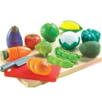 Small World, Toys Living, Peel 'N' Play 13 Pc. Playset
