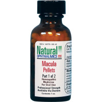 Natural Ophthalmics, Macula Degeneration/Nutraceutical Pellets - 1 oz