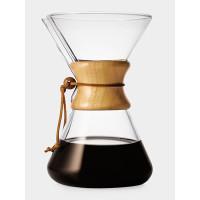 Chemex, 8-Cup Classic Series Glass Coffeemaker