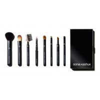 Sonia Kashuk, Deluxe Travel Brush Set - 8 Pieces