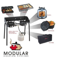 Camp Chef, Explorer 2 Burner Propane Stove