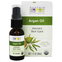 Aura Cacia, Organic, Argan Oil - 1 fl oz (30 ml)