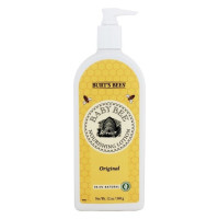 Burt's Bees, Baby Bee Nourishing Lotion with Pump, Original - 12 oz