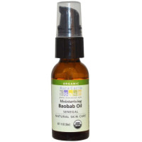 Aura Cacia, Organic Baobab Oil, Natural Skin Care - 1 fl oz.