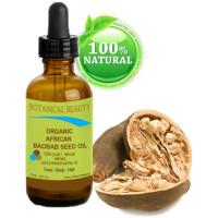 Botanical Beauty, 100% Pure & Natural Organic African Baobab Seed Oil - 0.5 fl. oz