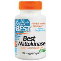 Doctor's Best, Best Nattokinase, 2,000 FU - 90 Veggie Caps