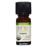 Aura Cacia, Organic, Oregano - 0.25 fl oz (7.4 ml)