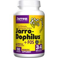 Jarrow Formulas, Jarro-Dophilus + FOS, 100 Capsules