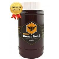Honey Good, 100% All Natural Honey Premium Quality - 1 LB (0.43kg)