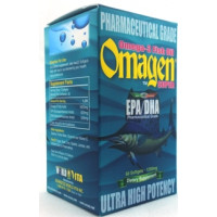World Vita, Omagen, Omega-3 Fish Oil,EPA/DHA - 60 Softgels