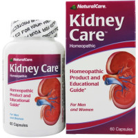 NaturalCare, Kidney Care - 60 Capsules