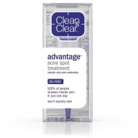 Clean & Clear, Advantage Acne Spot Treatment - 0.75 Oz