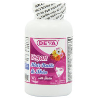 Deva, Hair Nails & Skin - 90 Tablets