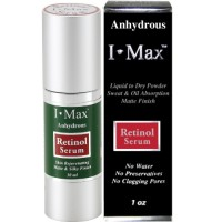 MaxLife, i-Max®, Skin Rejuvenating Retinol Serum, Matte & Silky Finish - 1 oz (30 ml)