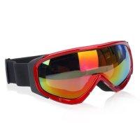 Ski Goggles, Easylife Snow Goggles UV Proof Anti-fogging Soft Frame Double Lens
