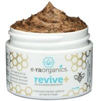 Era Organics, Microdermabrasion, Face Scrub & Facial Mask in One for Dull or Dry Skin - 2