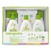 BabyGanics, Baby Safe World Essentials Gift Set