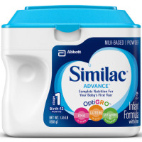 Similac, Advance Infant Formula with Iron - 23.2 Ounce