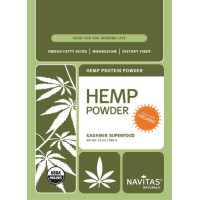 Navitas Naturals, Organic Raw Hemp Protein Powder - 12 oz (3