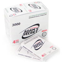 KP Inc, Platinum Adam's Secret, Extra Strength 3000mg - 10 Capsules