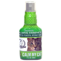 CMP, Calm My Cat Essence for Cat - 1 fl oz (30ml), approx 250 sprays/doses