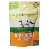 Pet Naturals, Hip and Joint Supplement Chews for Cats - 30 Count