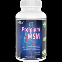 MaxLife, i-Max®, Premium MSM, 1500 mg - 120 Veggie Tablets (