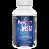 MaxLife, i-Max®, Premium MSM, 1000 mg - 180 Veggie Capsules