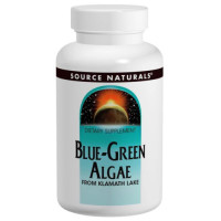 Source Naturals, Blue-green Algae 500mg - 200 Tablets