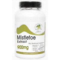 Naturetition Supplements, Mistletoe Extract 900mg - 180 Capsules