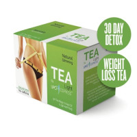 Lipo Express, 30 Day Weight Loss Tea Detox Tea, Body Cleanse, Reduce Bloating, & Appetite