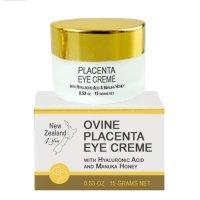 New Zealand 4 You, Ovine Placenta Eye Cream with Hyaluronic Acid and Manuka Honey - 0.53 o
