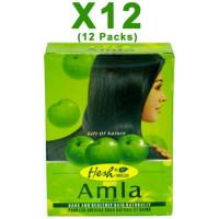Hesh Pharma, Amla Hair Powder - 3.5 oz (12 Packs)