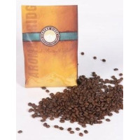 Aroma Ridge, Yemen Mocha Coffee, Whole Bean Flavor Sealed in Vacuum Bag - 1 Pound