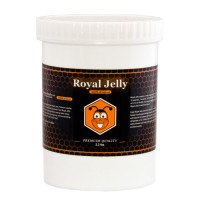 Honey Good, 100% All Natural Royal Jelly Premium Quality - 2.2 LB (1kg)