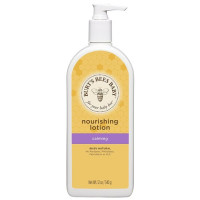 Burt's Bees, Baby Bee Nourishing Lotion with Pump, Calming - 12 oz.