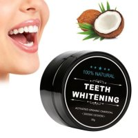 YWTW, Organic Teeth Brite  Charcoal Powder - 1.05 oz. (30 gr)