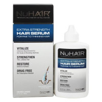 Natrol, NuHair, Extra Strength Thinning Hair Serum For Men & Women - 3.1 oz.